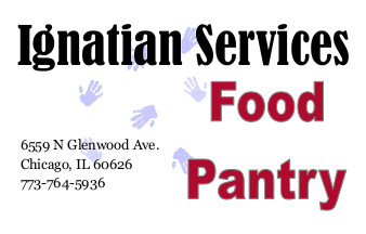 St Ignatius Food Pantry Northside AntiHunger Network